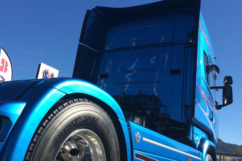 Kupujemy części do ciężarówek Scania